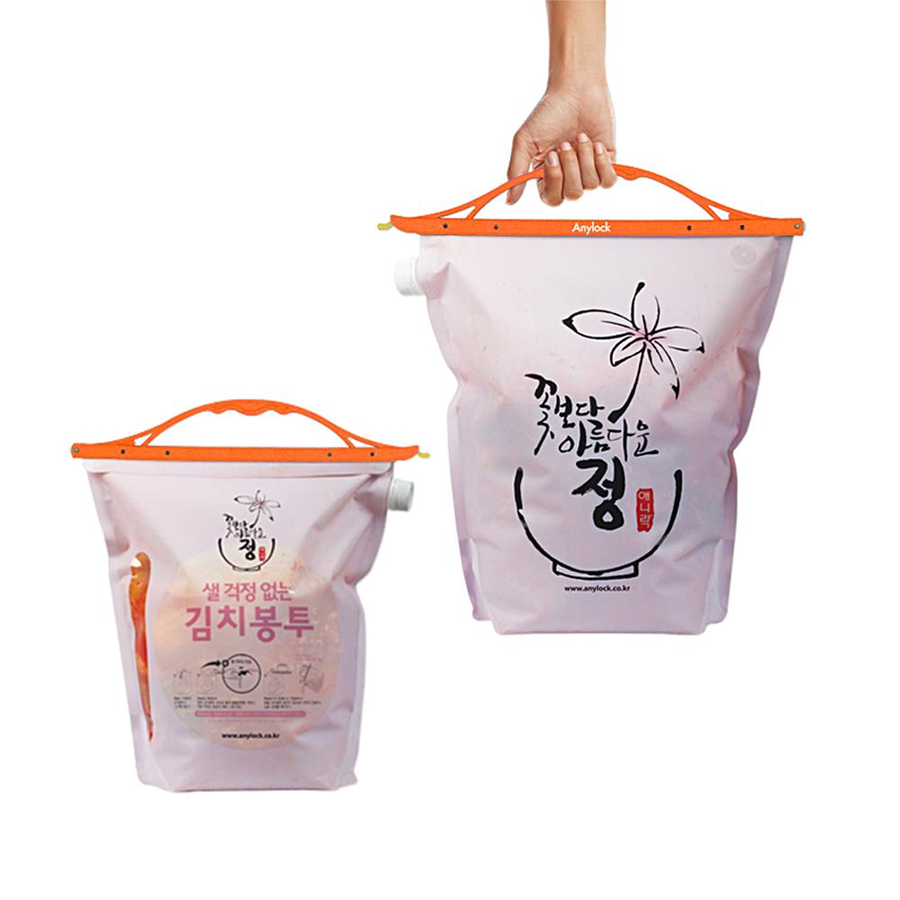 김치팩 2포기용(6.5리터)